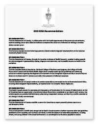 HESA-Recommendations-Summary-Sheet