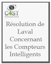 Résolution de Laval Concernant les Compteurs Intelligents